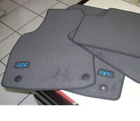 Original Opel Vectra C Signum OPC velour floor mats Carpets set 7219267 New
