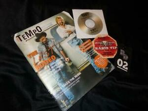 Brooks & Dunn *Ronnie's Bag Tag+Concert Tour Radio Tool Kit CD+Pass+Magazine!