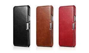 Case Luxury ICARER Model Vintage For Samsung Galaxy A8