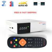 GTMedia GTC Android 6.0 Smart TV Box DVB-S2 Quad Core 2+16G 4K WIFI Media Player