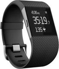 Pulsera de actividad Fitbit surge talla S negro