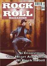UK ROCK MAGAZINE Issue 126 ROCKABILLY - Si Cranstoun - Vince Eager - Buddy Holly