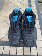 Adidas Barricade (Torsion System) Black/ Blue Tennis Shoes Mens Size 9 1/2