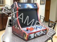 Quantity of 5 Kits - Bartop Arcade Cabinet - DO IT YOURSELF KIT - MDF