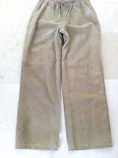 Liz Claiborne Fashion Designer- Calf Suede Pants Size M