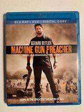Machine Gun Preacher Blu-ray