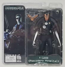 """Neca Terminator figura de acción PVC t-1000 """"pescadero hospital"""" 18cm nuevo/en el embalaje original"""
