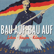 BAU AUF - BAU AUF - CD - LEBEN SINGEN KÄMPFEN