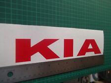 KIA...Door.. car vinyl decal sticker ....x2..