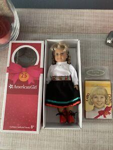 NEW In Box American Girl Doll Mini Kristen 25 Years