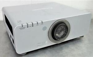 Panasonic PT-DW6300US WXGA DLP Projector Lamp Hours 1489