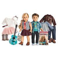 AMERICAN GIRL Doll Tenney & Logan Doll Collection - NIB