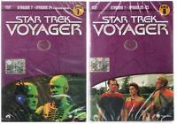 Star Trek Voyager Stagione 7 Disco 6 e DISCO 7 LOTTO 2 DVD + solar 0
