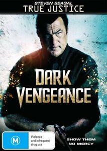 True Justice - Dark Vengeance DVD