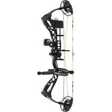 Diamond Archery Edge 320 32in 7-70lbs Left Hand Black Compound Bow (a13800)