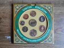 UNITED KINGDOM - SET 1999 - BRILLANT UNCIRCULATED COINS