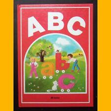Alphabet abécédaire ABC Valériane 1988