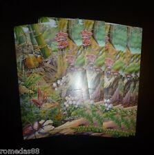 China Taiwan 2012 Wild Mushrooms of Taiwan Stamps souvenir sheet