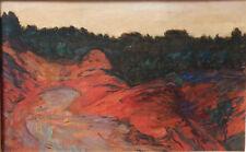Seyssaud René (1867-1952) date 1906 fauve Paysage v657