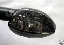Smoked Indicator Signal Lenses Yamaha Fz8 FZ 8 Fazer