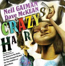 Crazy Hair by Neil Gaiman (Hardback, 2009) hardcover