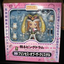 Mawaru Pengruindrum Nendoroid Series 243: Princess of the Crystal Action Figure