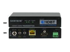 HDMI HDBaseT Transmitter Over Single CAT 5e/6/7�Bi-Directonal IR RS232 SB-6335T