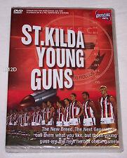 St Kilda Saints AFL Team Young Guns DVD New