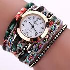 Women Ladies Fashion Luxury Quartz Wrist Watch Bracelet Gift Dress Accessory