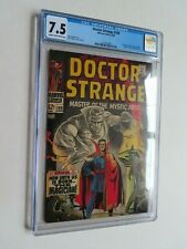 Doctor Strange (1968 1st Series) #169 CGC 7.5 1st Solo Title Silver Age