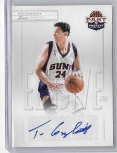 Tom Gugliotta 2012 Panini Elusive Ink Auto Autograph Phoenix Suns