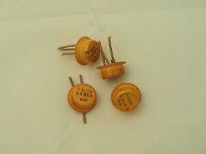 VINTAGE WESTERN ELECTRIC WE 12k NOS Gold Transistors