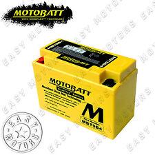 BATTERIA MOTOBATT MBT9B4 YAMAHA YP MAJESTY 400 2009>2011