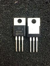 Mcr69 3 On Semiconductor Thyristor Scr 25a 100v To220ab 8 Pieces