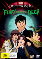 Doctor Who Fury From The Deep DVD Region 4 and 2 BBC