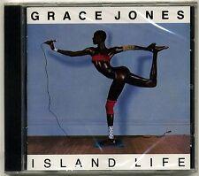 ISLAND LIFE - JONES GRACE (CD)