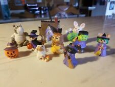 Lot of 10 Hallmark Merry Miniatures - Halloween!