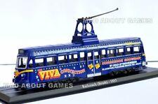 BLACKPOOL BRUSH TRAM 1937 1:76 bus model car die cast cars diecast toy miniature