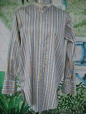 Vintage Mens Striped Eclipse Shirt