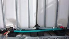 VERBINDUNGSSET für Regenwassertank IBC Container Tonne 1000 Liter