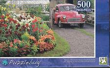 NEW Puzzlebug 500 Piece Jigsaw Puzzle ~ Hampton Court Palace Flower Show
