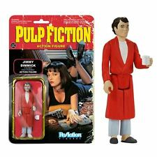 """Pulp Fiction Jimmie Dimmick Funko ReAction Action Figure 3.75"""" Collectible New"""
