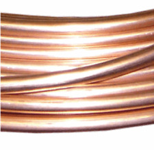 5-16 Annealed Copper Tube for Caravan and RV Gas Plumbing per m