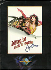 TO WONG FOO THANKS FOR EVERYTHING JULIE NEWMAR PRESS KIT SNIPES SWAYZE LEGUIZAMO