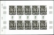 """Polynésie Non dentelés - Imperf 1988 Yvert 310A Exposition """"Sydpex 88"""""""
