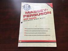 Massey Ferguson Mf 3505 3525 3545 Tractor Shop Service Repair Manual Iampt Mf44