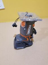 RIDGID 18V OCTANE Cordless Brushless Compact Router Model# R860443