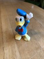 Vintage Donald Duck Ceramic Figure Walt Disney Productions - Japan VG