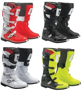 Gaerne Motocross Boots GX1 MX Boots Off-Road ATV