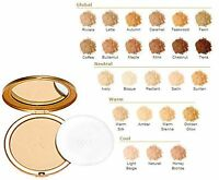 Jane Iredale Pure Pressed Base Mineral Powder Compact NewInBox YOU CHOOSE SHADE